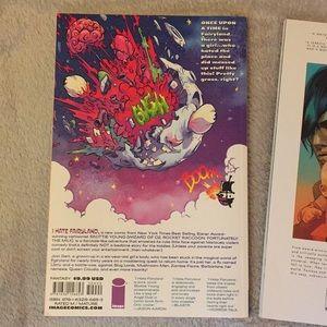 DC Comics Other - Graphic novels comic Fairyland Saga volume 1